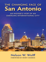 The Changing Face of San Antonio: An Insider's View of an Emerging International City