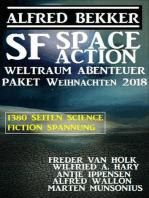 SF Space Action Weltraum Abenteuer Paket Weihnachten 2018