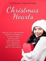 Christmas Hearts: Faith & Fancy Christmas Series