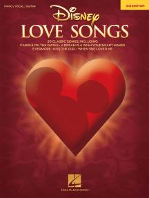 Disney Love Songs - 3rd Edition