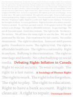 Debating Rights Inflation in Canada