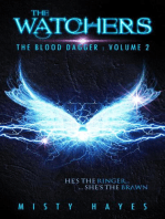 The Watchers: The Blood Dagger, #2