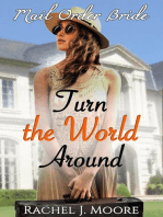 Turn the World Around - Clean Mail Order Bride Romance