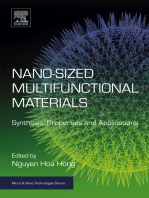 Nano-sized Multifunctional Materials