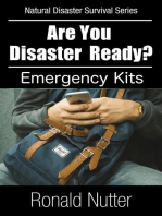 Are You Disaster Ready ? - Emergency Kits
