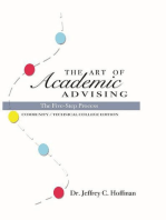 The Art of Academic Advising - The Five Step Process