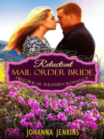 Reluctant Mail Order Bride - Historical Western Romance