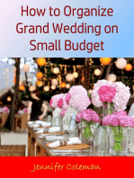 How to Organize Grand Wedding On Small Budget