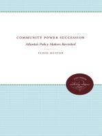 Community Power Succession