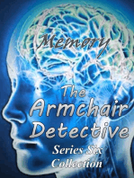 The Armchair Detective Series Six Collection