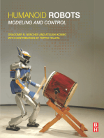 Humanoid Robots: Modeling and Control