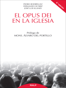 El Opus Dei en la Iglesia