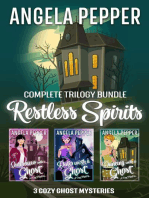 Restless Spirits - Cozy Ghost Mystery Trilogy