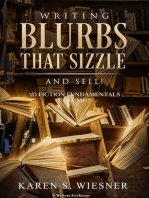 Writing Blurbs That Sizzle--And Sell!