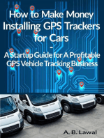 How to Make Money Installing GPS Trackers for Cars - A Startup Guide for a Profitable GPS Vehicle Tracking Business