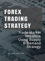 Forex Trading Strategy: Trade Market Imbalance Using Supply and Demand Strategy