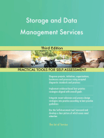 Storage and Data Management Services Third Edition