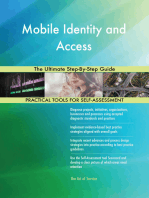 Mobile Identity and Access The Ultimate Step-By-Step Guide