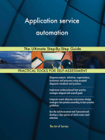 Application service automation The Ultimate Step-By-Step Guide