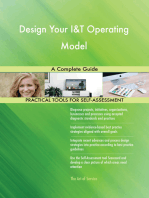 Design Your I&T Operating Model A Complete Guide