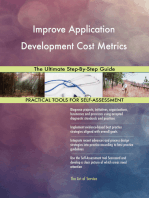 Improve Application Development Cost Metrics The Ultimate Step-By-Step Guide
