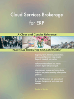 Cloud Services Brokerage for ERP A Clear and Concise Reference