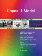 Capex IT Model Complete Self-Assessment Guide