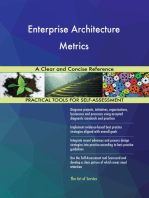Enterprise Architecture Metrics A Clear and Concise Reference