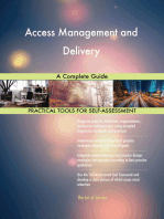 Access Management and Delivery A Complete Guide