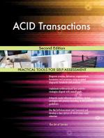 ACID Transactions Second Edition