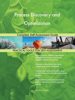 Process Discovery and Optimization Complete Self-Assessment Guide