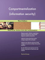 Compartmentalization (information security) Third Edition