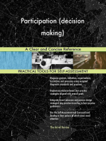 Participation (decision making) A Clear and Concise Reference