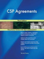 CSP Agreements Third Edition