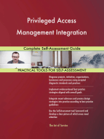 Privileged Access Management Integration Complete Self-Assessment Guide