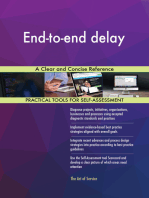 End-to-end delay A Clear and Concise Reference