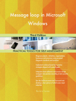 Message loop in Microsoft Windows Third Edition