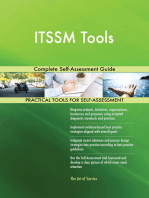 ITSSM Tools Complete Self-Assessment Guide