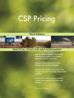 CSP Pricing Third Edition