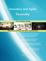 Innovation and Agility Personality A Complete Guide