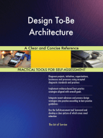Design To-Be Architecture A Clear and Concise Reference