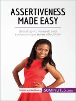 Assertiveness Made Easy