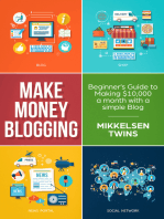 Money Making Blogging