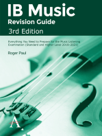 IB Music Revision Guide, 3rd Edition: Everything you need to prepare for the Music Listening Examination (Standard and Higher Level 20192021)