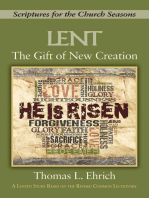 The Gift of New Creation [Large Print]
