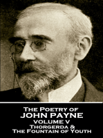 The Poetry of John Payne - Volume V
