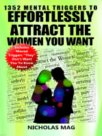 1352 Mental Triggers to Effortlessly Attract the Women You Want
