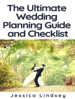 The Ultimate Wedding Planning Guide and Checklist