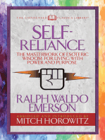 Self-Reliance (Condensed Classics)