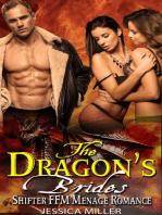 The Dragon's Brides - Shifter FFM Menage Romance
